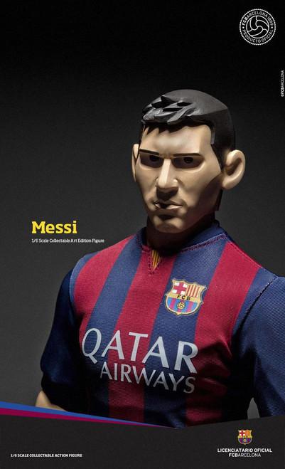 [ZC-162] ZC World FCBarcelona Art Edition2014/15 - Messi Soccer Player