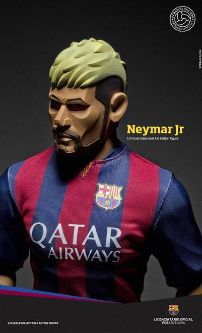 [ZC-163] ZC World FCBarcelona Art Edition2014/15 - Neymar Jr Soccer Player