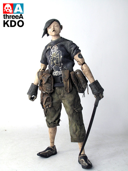 [3A-TKKDO] Ashley Wood ThreeA 3A BBICN ACG 2013 Exclusive KDO TK