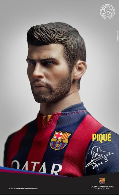 [ZC-167] ZC World FCBarcelona 2014/15 - Pique Soccer Player