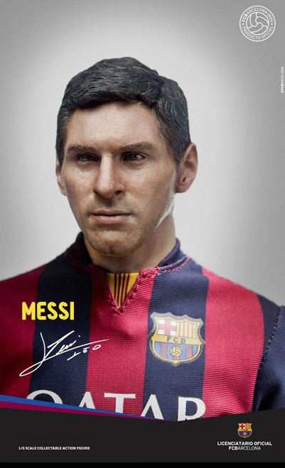[ZC-168] ZC World FCBarcelona 2014/15 - Messi Soccer Player