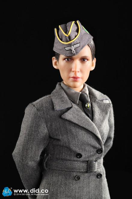[DID-D80103] WWII German Nachrichtenhelferinnen Des Heeres - Sophie Female Action Figure