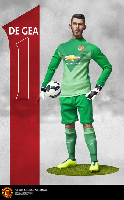 [ZC-179] ZCWO 1:6 Manchester United – De Gea Soccer Player Action Figure