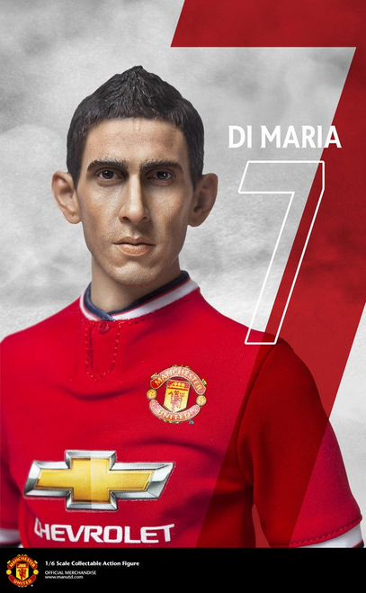[ZC-178] ZCWO 1:6 Manchester United – Di Maria Soccer Player Action Figure