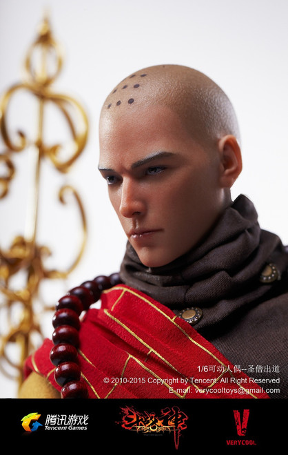 [VCF-DZS001] Very Cool Debuting of The Holy Man Collectible Figure – 2 Head Sculpts