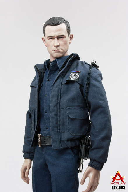 [AP-ATX003] ACPLAY 1:6 Scale US Police Uniform Action Figure Accessory