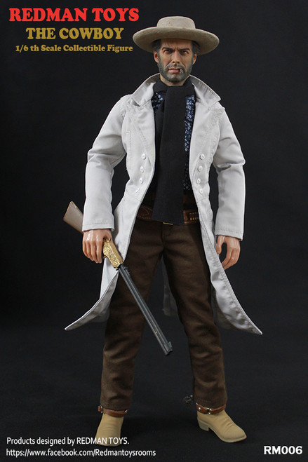 [RMT-006] Redman 1:6 Scale The Good COWBOY Collectible Figure