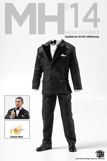 [ZC-186] ZCWO 1:6 Mens Hommes Vol.14 Action Figure Fashion