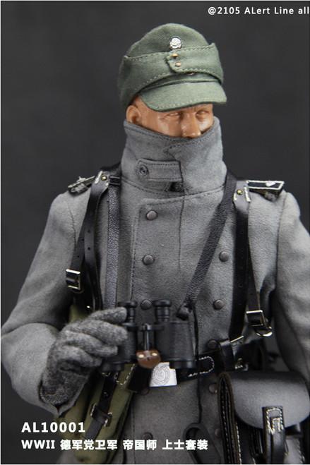 [AL-10001] Alert Line WWII German Waffen-SS Staff Sergeant 1:6 Uniform Set & Accessories