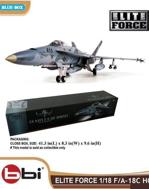 [BBI-003773] bbi Elite Force US Navy F/A-18C Hornet VFA-86 Sidewinders 2004 Limited Edition