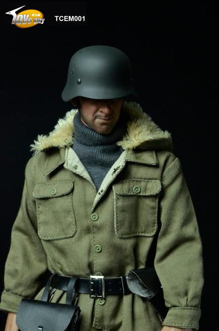 [TC-EM001] Toys City WWII German Uniform 1/6 Action Figure Accessory
