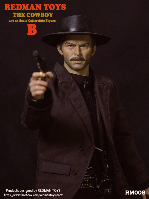 [RMT-008] Redman 1:6 Scale The COWBOY B Collectible Figure