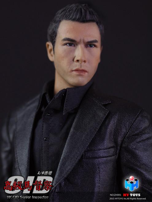 [HY-ZH001] HY Toys 1:6 Hong Kong HK CID Senior Inspector