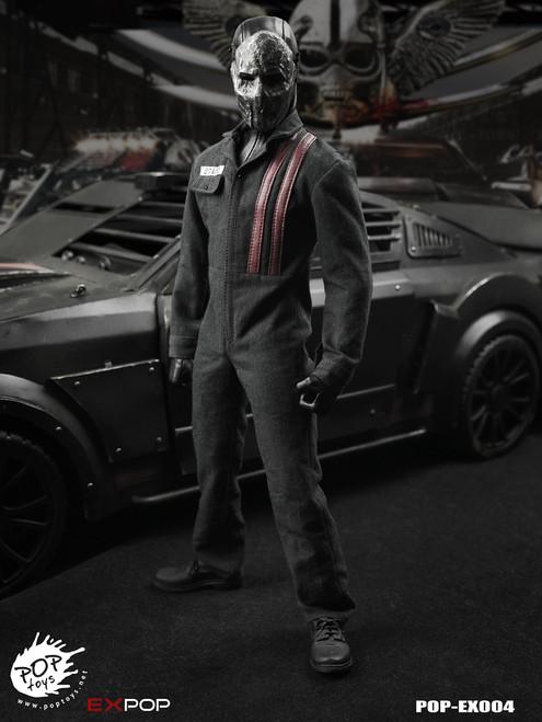 [POP-EX004] POP Toys Death Race Driver - Frankenstein Boxed Figure