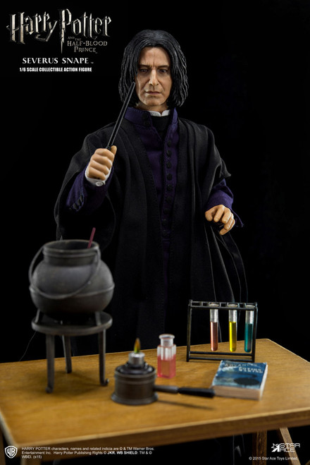 [SA-0022] Star Ace Severus Snape Harry Potter and the Half-Blood Prince Collector Figure