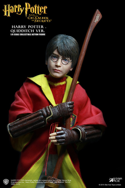 [SA-0018] Star Ace Harry Potter Quidditch Version 1:6 Collector Figure