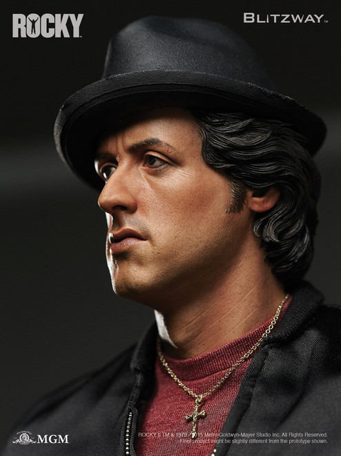 [BW-SS01126] BLITZWAY 1:4 ROCKY II (1979) Sylvester Stallone Superb Scale Hybrid Type Statue