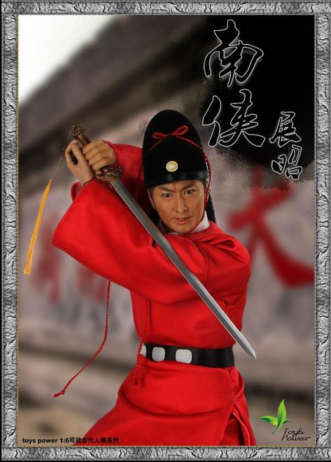 "[TP-CT006] Toys Power King Cat Hero Zhan Zhao 展昭 12"" Tall Figurine"