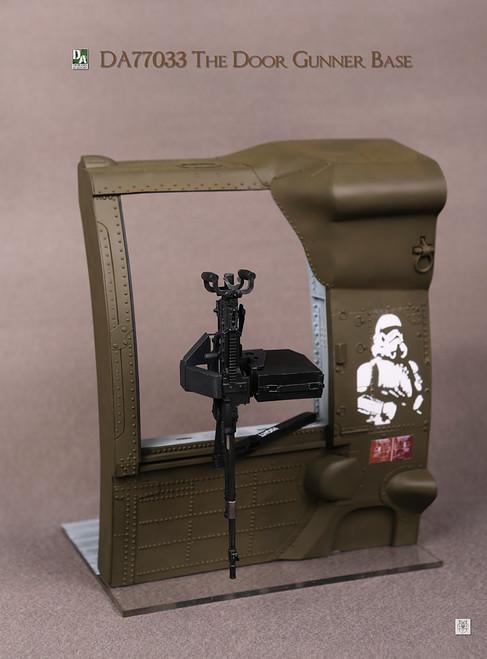 "[DA-77033] DA Studio 1:6 Diorama ""The Door Gunner Base"""