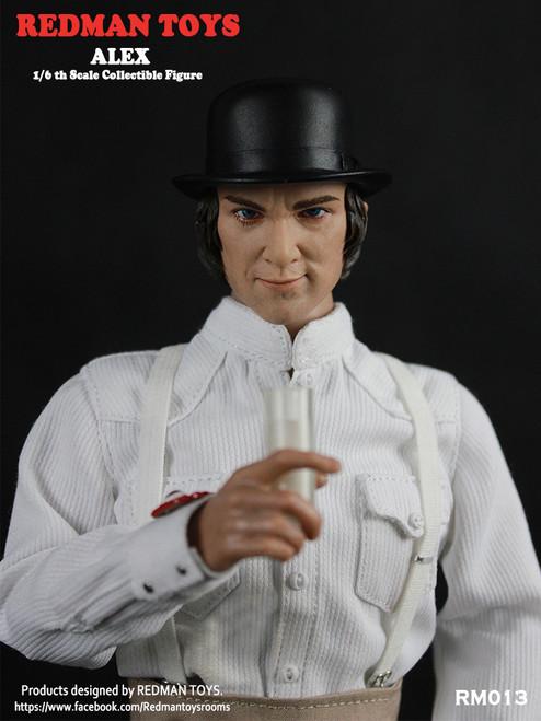 "[RMT-013] Redman 12"" A Clockwork Orange ALEX Collectible Figure"