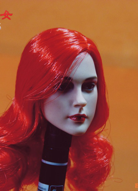 [BLT-015] BELET- Red-Haired Beauty Female Figure Head