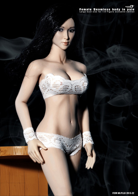 [PL-LB2013-22] PHICEN LIMITED – Female Seamless Body in Pale/Large Bust Size Ver.04