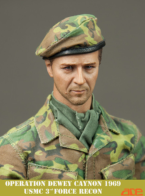 [ACE-13020] ACE Operation Dewey Caynon 1969 USMC 3rd Force Recon Figure