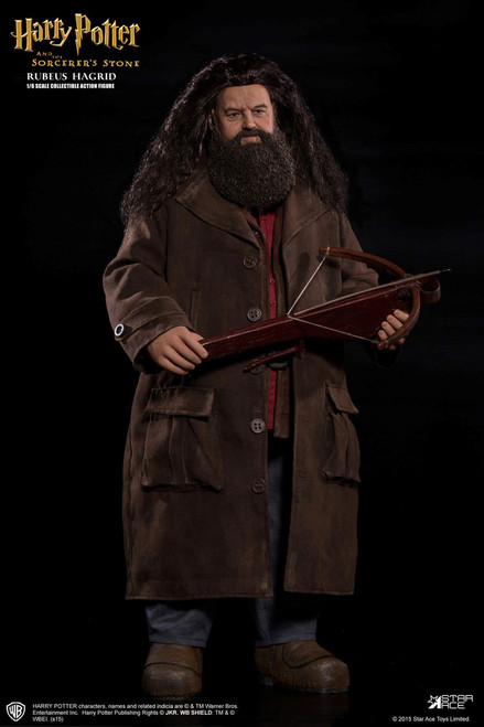 [SA-0020] Star Ace Rubeus Hagrid Normal Version in Harry Potter and the Sorcerer's Stone Series