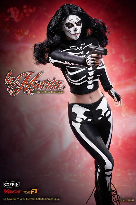 [PL2016-99] Phicen La Muerta Maria Diaz 1:6 Collector Figure