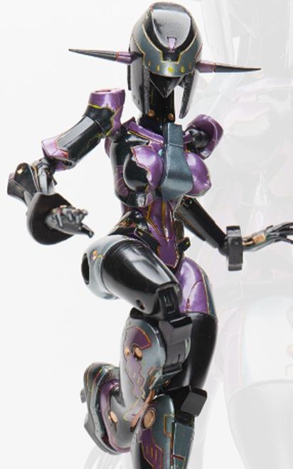 "[OE-MOMOZWEI] Original Effect MOMO Experimental - ZWEI 7.8"" Tall Figure"