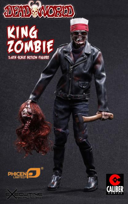 [PL-2015-92] Phicen Dead World King Zombie Caliber Entertainment 1:6 Collector Figure