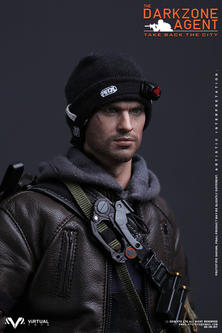 [VTS-VM017] Virtual VTS Toys The Darkzone Agent 1:6 Boxed Action Figure