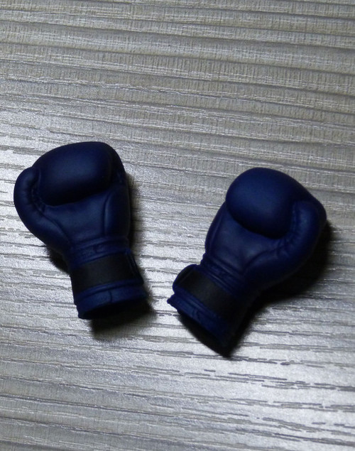 [WK-89005B] Wolf King Ferocious Fighter Action Figure Glove in Blue