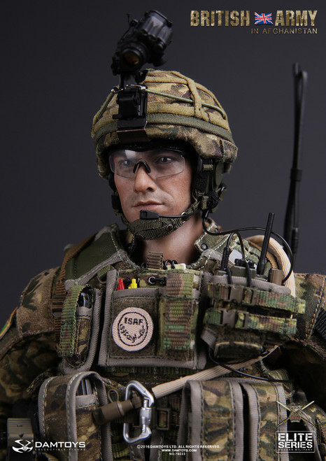 [DAM-78033] DamToys British Army In Afghanistan Boxed 1/6 Figure
