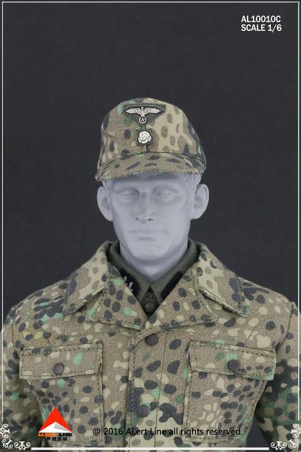 [AL-10010C] Alert Line Action Figure Wehrmacht Pea Pattern Camouflage Uniform Suit
