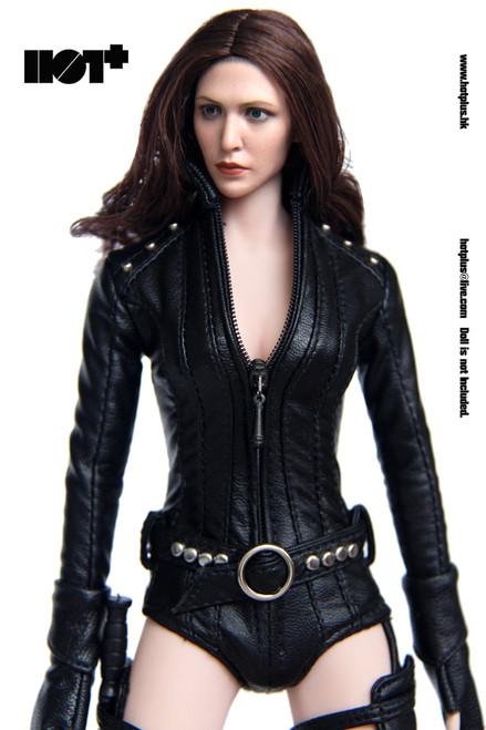 [HP-032] HotPlus Female Agent Set for 1:6 Girl Figures