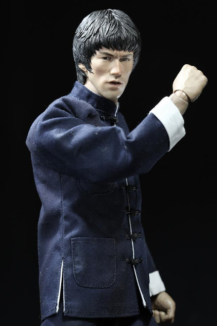 [AP-1007H] ACPLAY Lee Chinese Suit and Head For 1:6 Scale Action Figure Bodies