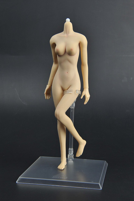 [JD-001] 1:6 Jiaou Doll Female Seamless Body in Pale/Medium Bust Size