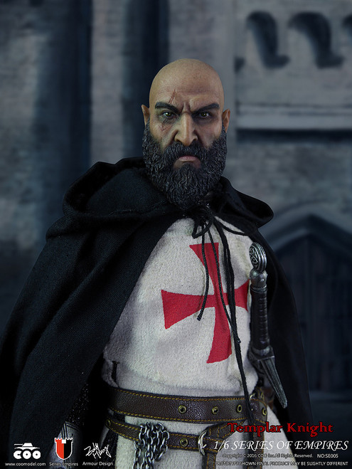 [CM-SE005] COO Model 1:6 Empire Series Knight Templar