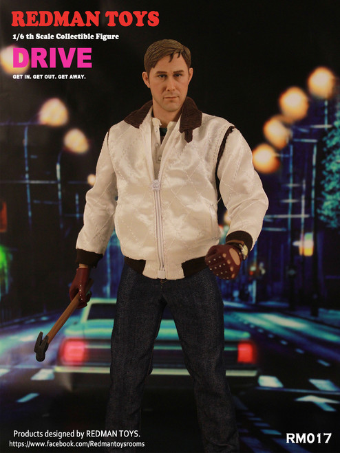 [RMT-017] Redman Drive 1:6 Scale Collectible Figure