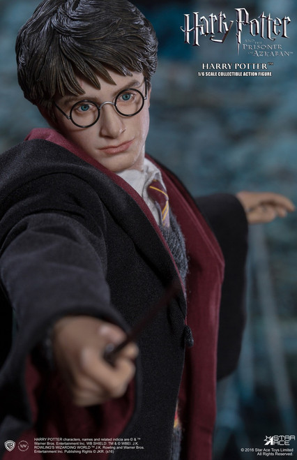 [SA-0029] 1:6 Star ACE Teenage Version Harry Potter and the Prisoner of Azkaban Movie Figure