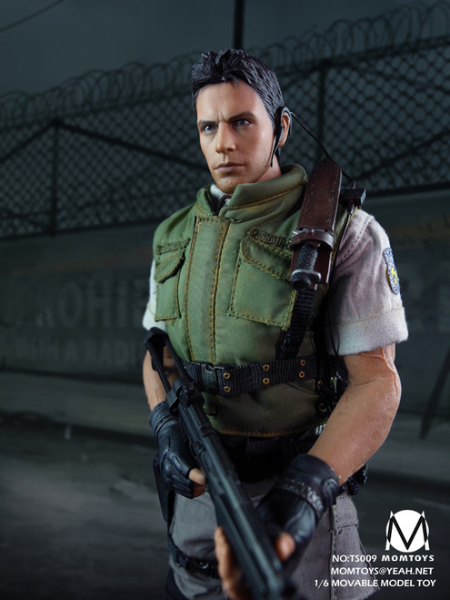 [MOM-TS009] MOMTOYS Zombie Hunter 1:6 Boxed Figure