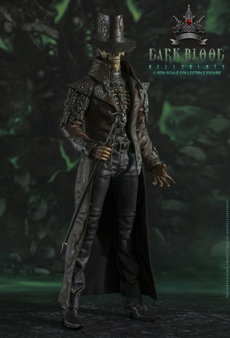 [DB001] DarkCrownToys Dark Blood Hell's Saint Collectible 1:6 Scale Figure