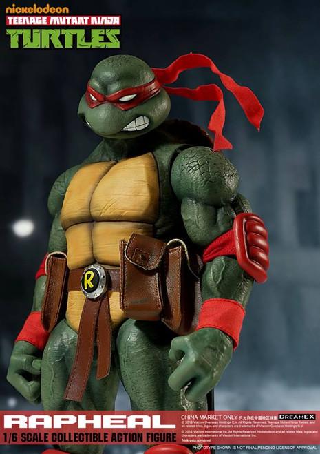 """[DEX-RAPHAEL] DreamEX 10.5"""" Teenage Mutant Ninja Turtles Raphael Boxed Figure"""