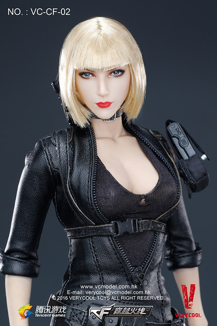 """[VC-CF-02] Very Cool CrossFire Mandala The Protector 12"""" Figure by Tencent Game"""