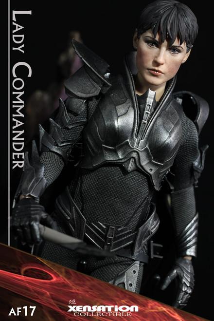 [XE-AF17] Xensation Lay Commander 1:6 Boxed Figure