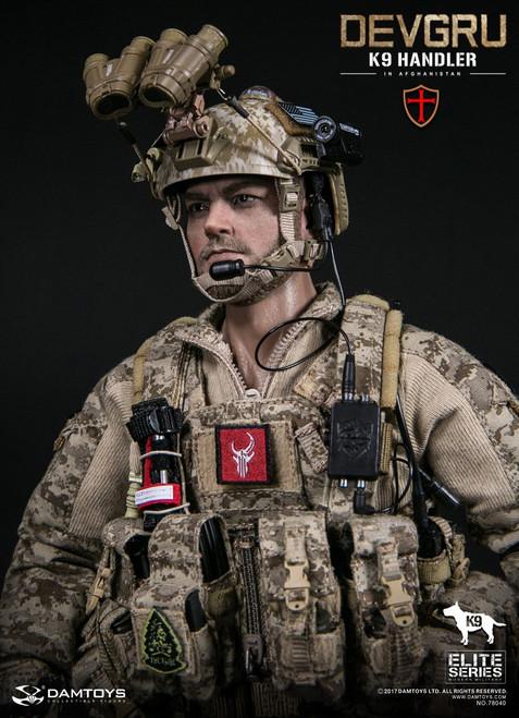 [DAM-78040] DAM Toys DEVGRU K9-handler in Afghanistan Boxed Figure