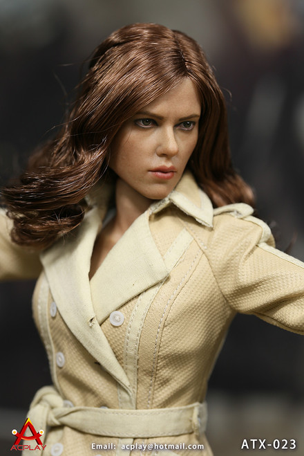 [AP-ATX023] ACPLAY Female Undercover 1:6 Scale Boxed Figure