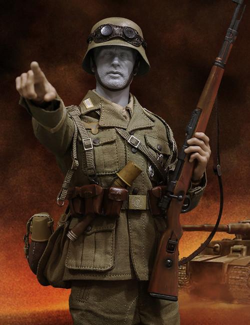 [AL-10013] Alert Line WWII German Afrika Korpsthe wehrmacht Suit