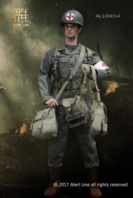 [AL-10014] Alert Line WWII U.S. Army Medical Corps 1/6 Figure Accessory